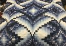 Diamond Jubilee Bargello Quilt