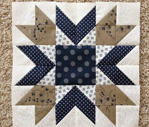 Blueberry Pie Quilt Block 187 Craft For The World Craft For