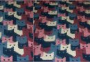 Afghan Crochet Cats