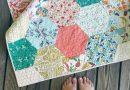 Large Hexagon Quilt