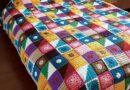 Kukka Blanket Crochet
