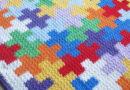 Crochet Pattern Puzzles Blanket