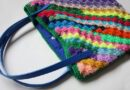 Hotchpotch C2C Crochet bag
