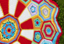 Carousel Throw Blanket CAL Crochet