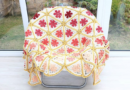 Spring Daze Flower Blanket Crochet