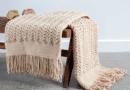 Bernat Herringbone Crochet Blanket